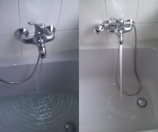 Top Wasser marsch! - Trinkwasserrohre reinigen schont Geldbeutel TB91