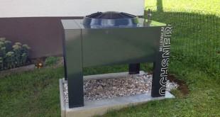 Luft-Wärmepumpen mit flüsterleisen Tischverdampfern bringen Hausbesitzer und Nachbarn nicht um ihren Nachtschlaf. Foto: djd/Ochsner Wärmepumpen