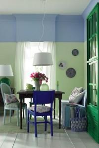 Neuer Look mit wenig Aufwand: Umweltfreundliche Lacke auf Wasserbasis machen es möglich, Möbel im Handumdrehen zu verändern. Foto: djd/SCHÖNER WOHNEN-FARBE