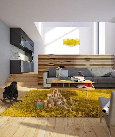 Das Innendämmsystem verbessert das Raumklima und sorgt für wohltuende, gesunde Wohnbehaglichkeit. (Foto: epr/JACKON Insulation)