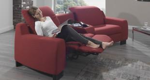 Sitzgruppe smart mit ergoGlide Funktion, Foto: ADA / Österr. Möbelindustrie
