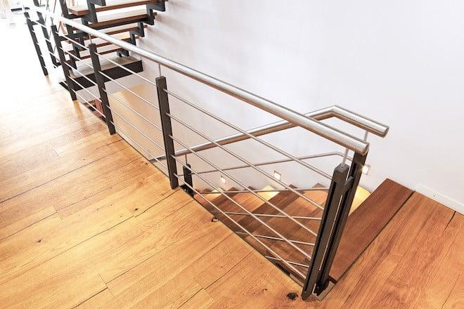Bitte Festhalten Moderne Treppengelander Und Handlaufe Bieten Mehr