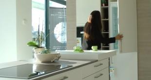 """Eine große Küchenausstellung in Köln präsentiert """"Herzog - Die Küche"""". Zahlreiche Variationsmöglichkeiten werden präsentiert. Foto: ARKM Werbeagentur Gummersbach"""