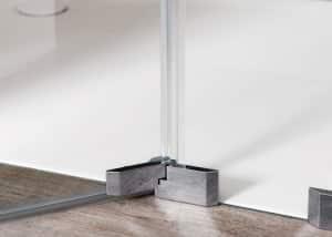 nnen flächenbündig verbaute Beschläge und edles Glas garantieren bei diesen Duschen ein zeitloses Design, das sich jedem Badezimmerstil harmonisch anpasst und leicht zu reinigen ist. (Foto: epr/Tardis)