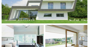 """Einheitliche Optik, unterschiedliche """"innere Werte"""": Die Ansprüche an ein Fenster sind in jedem Raum unterschiedlich. So bewähren sich etwa in Räumen mit hoher Luftfeuchtigkeit Kunststoff-Systeme besonders gut, während Holz/Aluminium-Fenster speziell in Wohnräumen für heimelige Atmosphäre sorgen – umso besser, wenn sie nach außen eine einheitliche Optik ausstrahlen. (Foto: epr/Internorm)"""