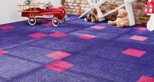 Teppichmodule können leicht wieder aufgenommen und an anderer Stelle neu verlegt werden – praktisch, wenn sich der Geschmack ändert. (Foto: epr/Girloon)