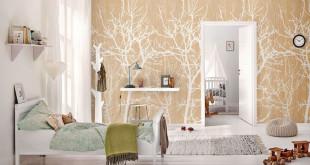 Der Heimwerker kann die Optik der neuen Wände aus zwölf Dekoren nach eigenem Geschmack auswählen. Foto: djd/Knauf Bauprodukte