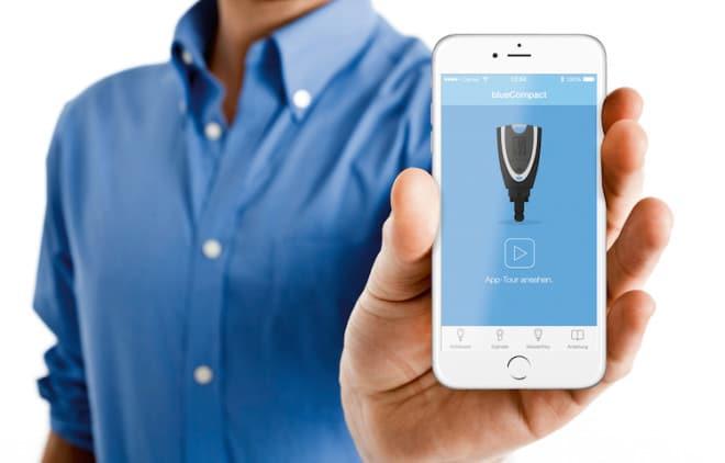 Das neue Schließsystem lässt sich über eine benutzerfreundliche App auf iOS- und Android-Basis verwalten. (Foto: epr/Winkhaus)