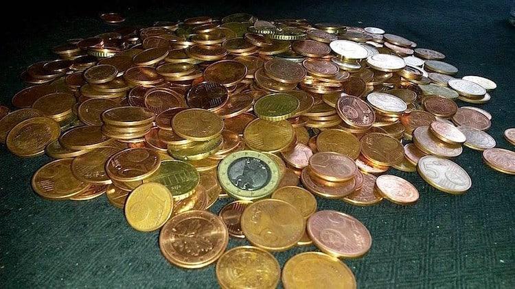 Fußboden Aus Geldmünzen ~ Ein ungedämmtes haus gleicht einem sieb in eine sanierung zu