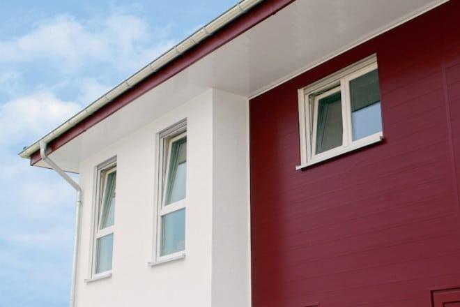 Ein Traum von Fassade: Bei einer Auswahl aus mehr als 150 Designs findet jeder sein Wunschdekor. (Foto: epr/profil dekor)
