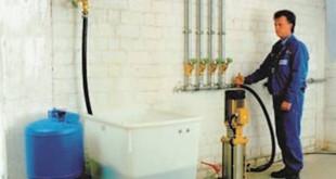 Hervorragend Wasser marsch! - Trinkwasserrohre reinigen schont Geldbeutel ON72