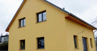 Einfamilienhaus im Bau - Wilms AG Hausbesichtigung in Berlin // Quelle: Wilms Ag
