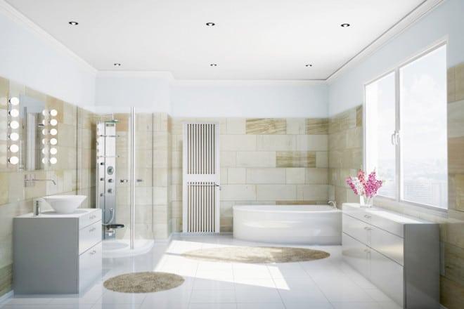 Elektroheizungen sind ein energieeffizientes sowie komfortables und vor allem bedarfsgerecht regelbares Heizsystem – ideal für das Badezimmer! (Foto: epr/EVO Elektroheizungsvertrieb)