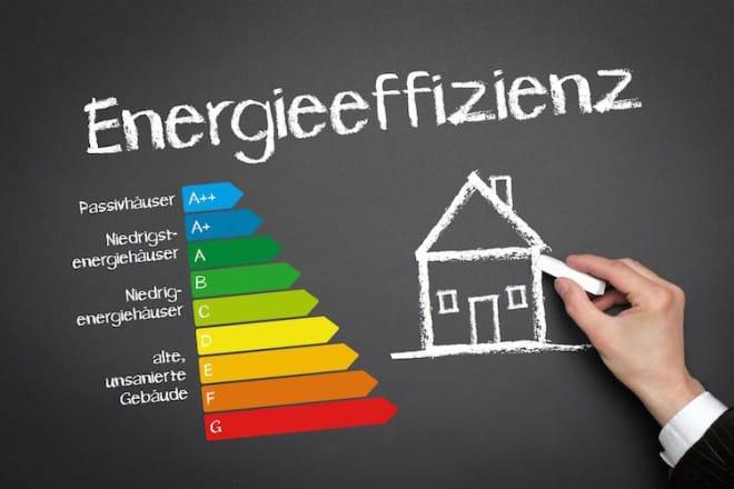 Mit der neuen EnEV soll die Energieeffizienz von Gebäuden weiter verbessert werden. Bild: tdx/LBS