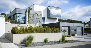 Raum für Selbstverwirklichung und individuelle Wohnwünsche: Beton zeigt sich flexibel und hat den Weg der Architektur in die Moderne stets mitbestimmt. (Foto: epr/BetonBild)