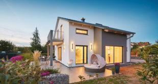 Der besondere Wandaufbau und die umweltfreundliche Haustechnik tragen wesentlich zur Energieeffizienz bei. Foto: djd/LUXHAUS/F. Lopez