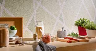 Ob rustikales, romantisches, fröhliches oder puristisches Ambiente: Raufasertapete lässt sich mit der gewünschten Farbe und passenden Struktur dem persönlichen Wohnstil anpassen. (Foto: epr/Erfurt)