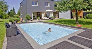 Eine Poolsanierung bringt das hauseigene Schwimmbecken wieder auf Vordermann und steigert das Badevergnügen. Foto: djd/Zodiac