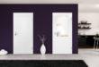Aufgrund ihres markanten Auftritts waren Landhaustüren bislang keine Option für modern und zurückhaltend gestaltete Wohnräume. Die Türenserie basicFILAN von Vitadoor eignet sich aufgrund moderner Fräsoptiken und klassischer Aufteilungen auch für ein individuelles, zeitgemäßes Interieur. Bild: tdx/Vitadoor