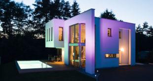 Das Flachdach steht heute vielfach wieder als Synonym für modernes Bauen. Foto: djd/FPX Fachvereinigung