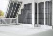 Da Wand- oder Deckenflächen durch die dahinter verborgene Flächenheizung direkt erwärmt werden, entstehen keine Kondensation oder Schimmelbildung. Bild: tdx/aquatherm