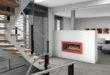 Moderne Gasfeuerstätten sind heute in vielen Design-Varianten und Breiten erhältlich. Foto: djd/www.kachelofenwelt.de