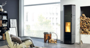 Aus acht Kilo Holz werden bis zu 12 Stunden Wärme. Foto: Cera Design/akz-o
