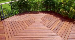 Stauseeholz ist ein Qualitätsprodukt, das sich hervorragend für den Außenbereich eignet. Gutes Terrassenöl, einmal jährlich aufgetragen, erhält die natürlichen Farbtöne. (Foto: epr/Stauseeholz)