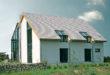 Die Form, das Material und die Farbe der Dacheindeckung prägen ganz wesentlich die optische Wirkung des Dachs. Foto: djd/Braas