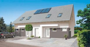 """Häuser der Serie """"Generation"""" lassen sich als Einfamilienhaus sowie als Generationenhaus mit Einliegerwohnung realisieren. (Foto: epr/allkauf haus)"""