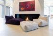 Leichtes, weiches Lounge-Set – federleicht und damit einfach neu zu platzieren Foto: MOONICH