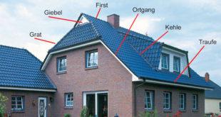 Jeder kennt die verschiedenen Begriffe rund ums Dach. Aber was genau steckt dahinter? Antworten haben die Experten von dach.de. Bild: tdx/dach.de
