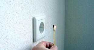 Versteckte Undichtigkeit, beispielsweise durch unsauber verlegte Leitungen, können mit einfachen Tricks bereits bei der Bauabnahme nachgewiesen werden. Bildquelle: tdx/IVBB