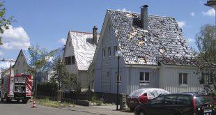Beliebt Dachkasten streichen: Von der Vorbereitung bis zum fertigen Anstrich MG75