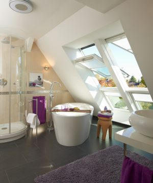 Kunststoff-Fenster in Feuchträumen sind die bessere Wahl