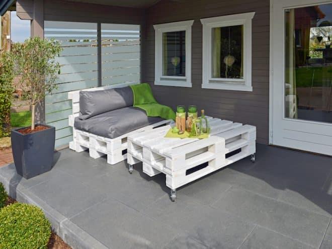 Alles paletti - Genial einfach: kreative Gartenmöbel aus ...