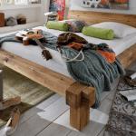 Balkenmöbel - der neue Holztrend