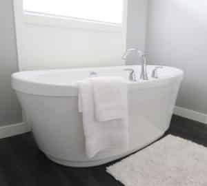 Moderne Badewannen Flexibilität Bei Der Einrichtung Im Badezimmer
