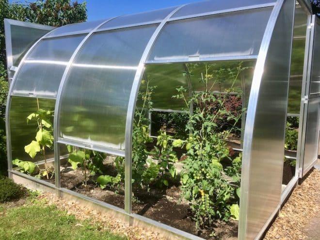 Berühmt Gartenträume aus Glas – bei Hoklartherm ist für jeden was dabei &SC_93