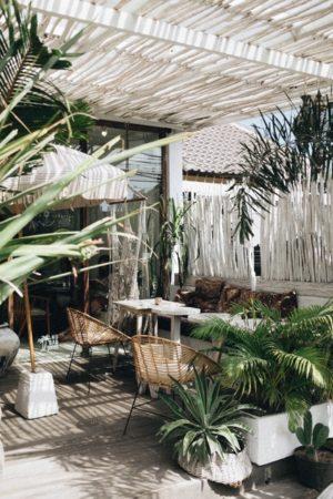 Gartenmöbel sollten bequem sein und gut Aussehen.