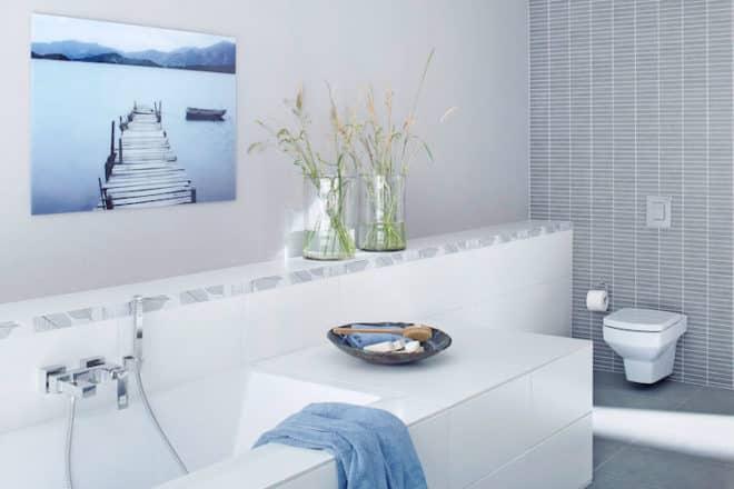 Irgendwann ist es Zeit für eine Badezimmer Modernisierung.