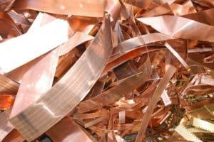 Der Werkstoff Kupfer spielt bei der Energiewende eine entscheidende Rolle.