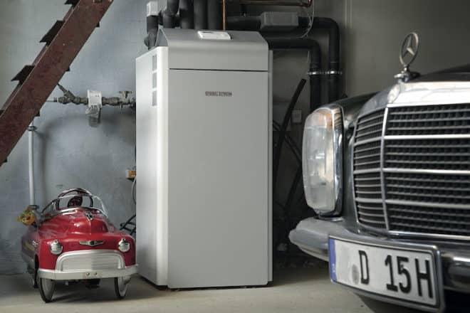 Eine Wärmepumpheizung kann auch zur Kühlung genutzt werden.