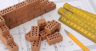 Bevor es mit den Bauarbeiten los gehen kann muss ein Bauantrag gestellt werden.