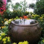 Ein schön gestalteter Garten ist wie eine Wellnessoase.