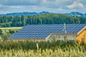 Photovoltaik ist als umweltfreundliche Heizmethode bekannt.