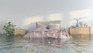 Bei Rückenschmerzen und Schlaflosigkeit kann eine Wasserbettmatratze eine Lösung sein.