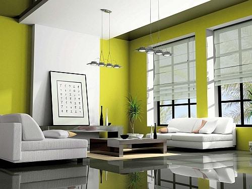 Die Atmosphäre eines Zimmers wird ganz entscheidend von der Wandgestaltung beeinflusst, wie dieses Beispiel eindrucksvoll belegt. (Foto: epr/Saloks und Sams)